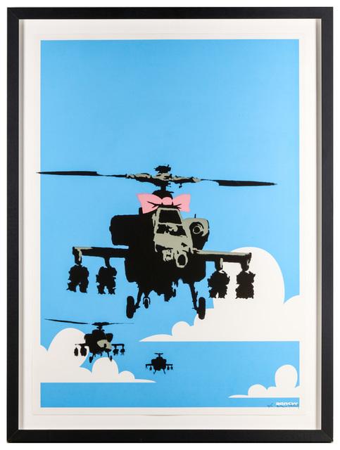 Banksy, 'Happy Chopper (AP)', 2003, Chiswick Auctions