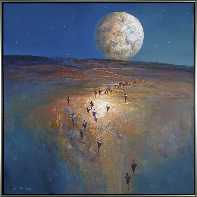 , 'By the Light of the Moon,' 2018, Wentworth Galleries