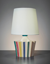 Rare table lamp