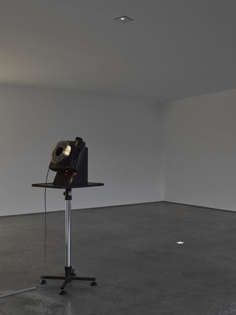 Ceal Floyer, 'Fallen Star', 2018, Lisson Gallery