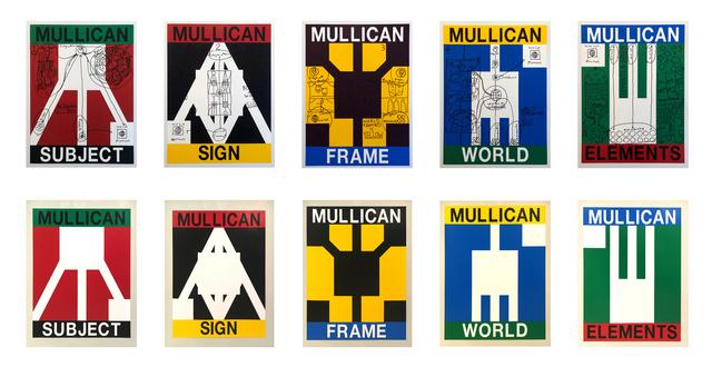 Matt Mullican, 'Some Details About the Five Worlds', 1991-2019, Carolina Nitsch Contemporary Art