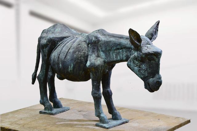 Pavel Quoytcheff, 'Donkey', 2006, Snow Pearl Art Gallery