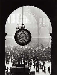 Farewell to Servicemen, Pennsylvania Station, New York City