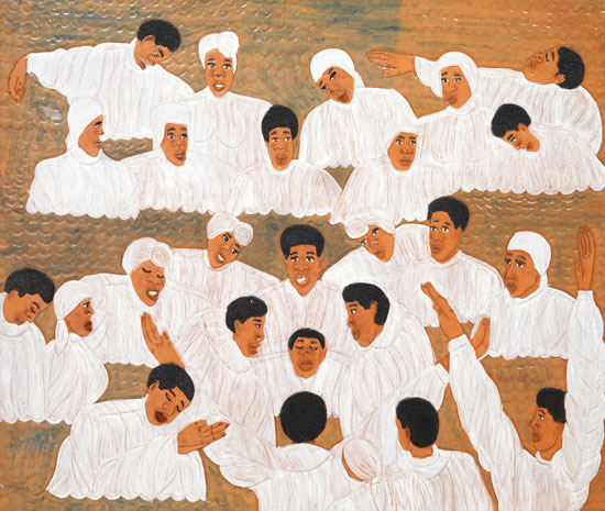 , 'The Baptism,' 2003, Adelson Galleries