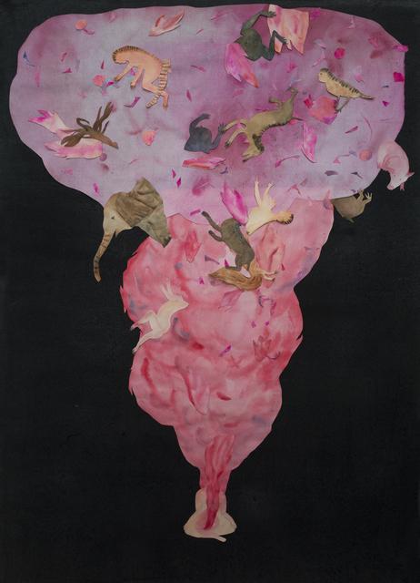 , 'MEDITATION,' , ZETO ART