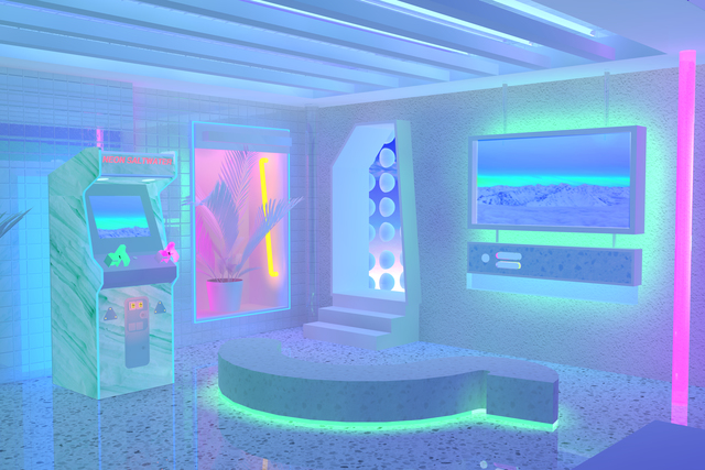 , 'Mind Games Love Arcade,' 2018, Winston Wächter Fine Art
