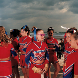 Untitled (Cheerleading 119) 2002