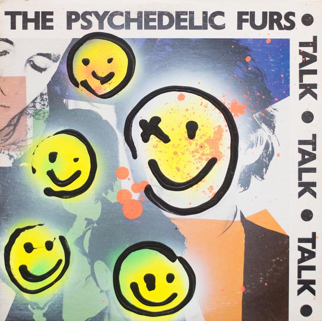 , 'The Psychedelic Furs - Talk, Talk, Talk,' 2018, ABXY