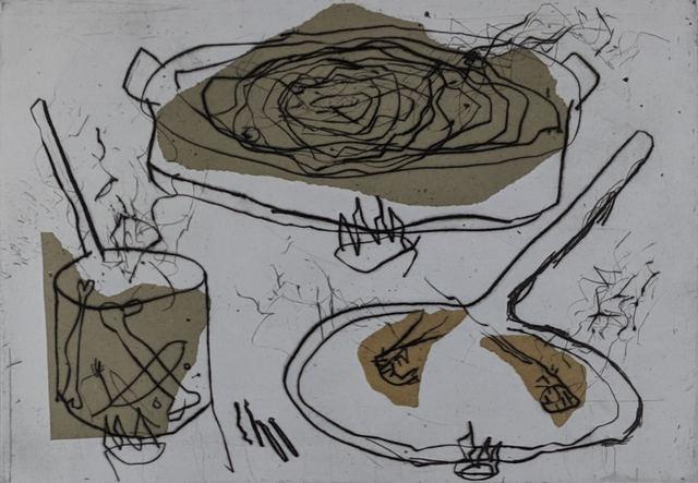 Miquel Barceló, 'Bodegon', 1987, Capsule Gallery Auction