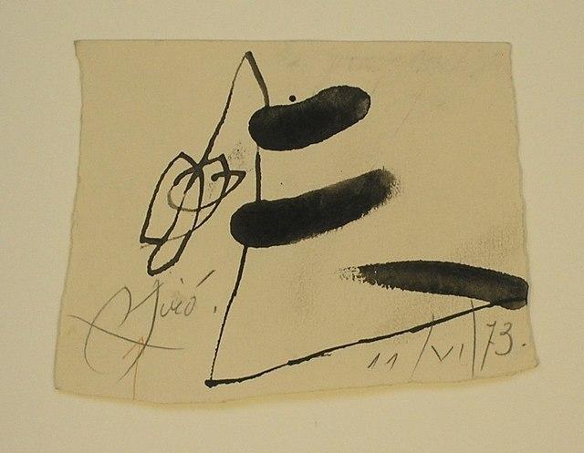Joan Miró, 'Untitled', 1973, Nicholas Gallery