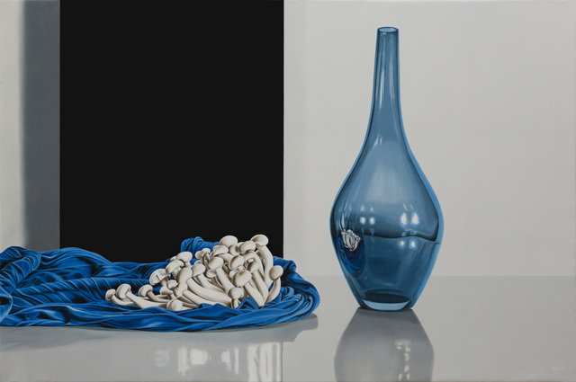 , 'SHIMEIJI AND BLUE,' , Plus One Gallery