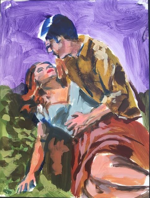 Walter Robinson, 'Die Hard', 2017, Free Arts NYC Benefit Auction