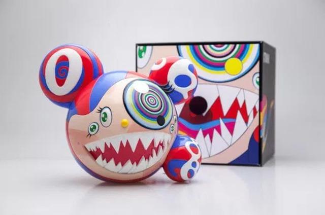 Takashi Murakami, 'Mr. Dob, edition 750', 2017, Galerie C.O.A