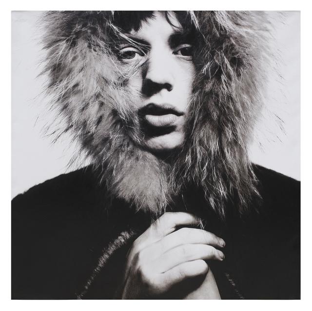 , 'Mick Jagger,' 1965, Daniel Blau