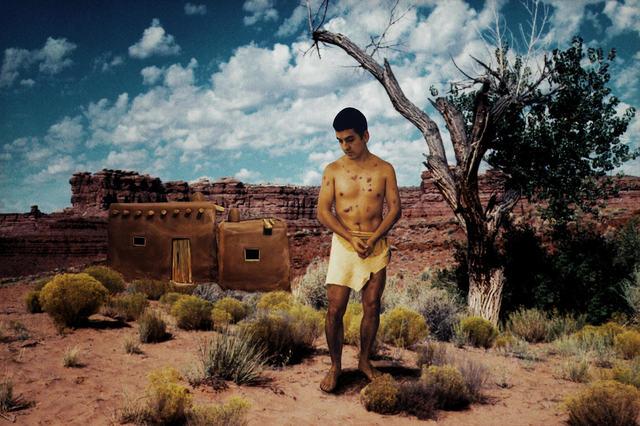 , 'Untitled #13,' 1994, Luis De Jesus Los Angeles