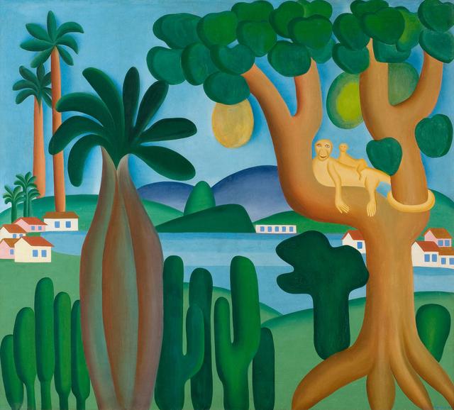 , 'Postcard (Cartão-postal),' 1929, The Museum of Modern Art