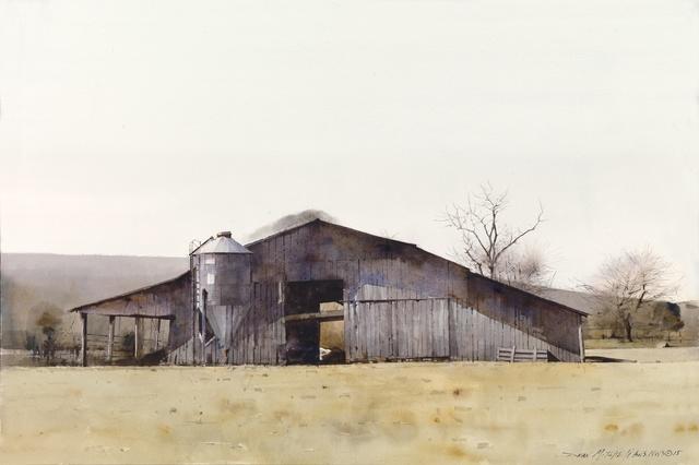 , 'Splendor in the Grass,' 2018, Mac-Gryder Gallery