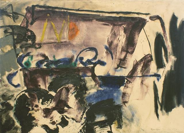 , 'Untitled,' 1956, Loretta Howard Gallery