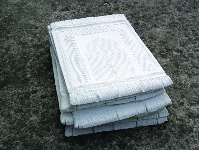 , 'White Carpets,' 2006, Mariane Ibrahim Gallery