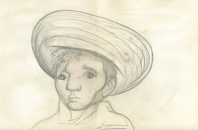David Alfaro Siqueiros, 'Niño Campesino', Galerie AM PARK