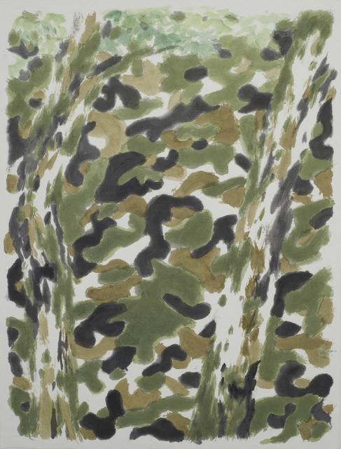 , 'The Border Tree 1,' 2015, Mind Set Art Center