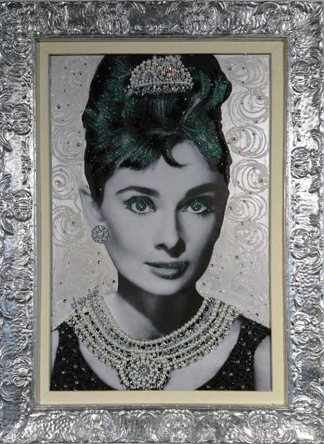 , 'Audrey Hepburn,' 2016, Samhart Gallery