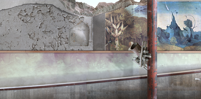 , 'Intoxication of Oblivion,' 2012, Meislin Projects
