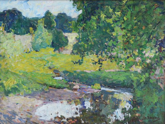 William J. Forsyth, 'Irvington', ca. 1900, Eisele Gallery of Fine Art