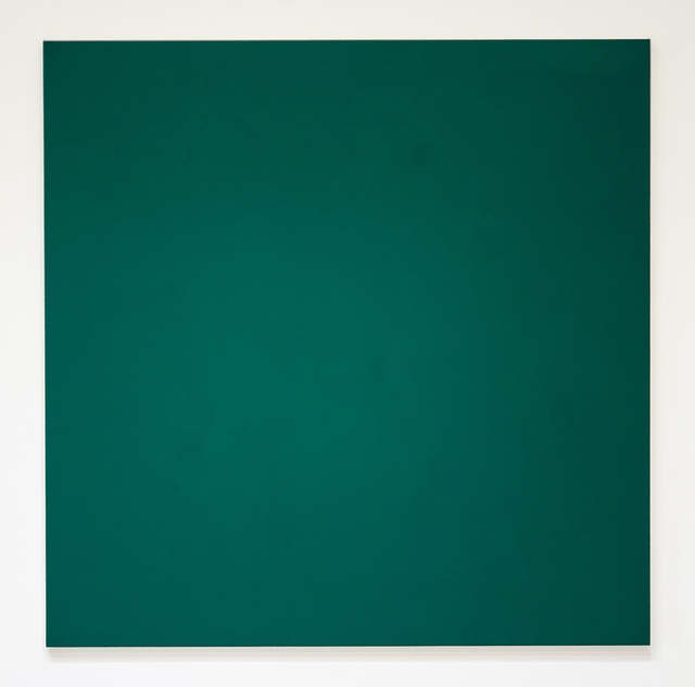 , 'Untitled (Green),' 2016, Christopher Grimes Gallery
