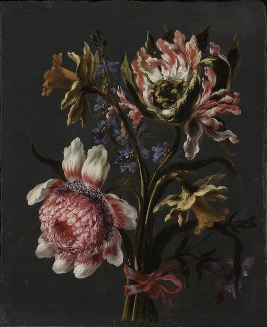 , 'Due quadri con mazzo di fiori (three),' , Robilant + Voena
