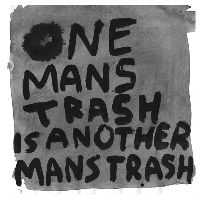 , 'One Mans Trash,' 2016, Subliminal Projects