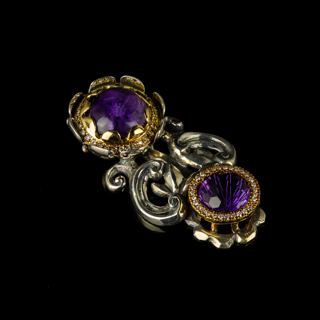 Nathaniel Fyffe, 'Fleur', Jewelry, The Crown Collection