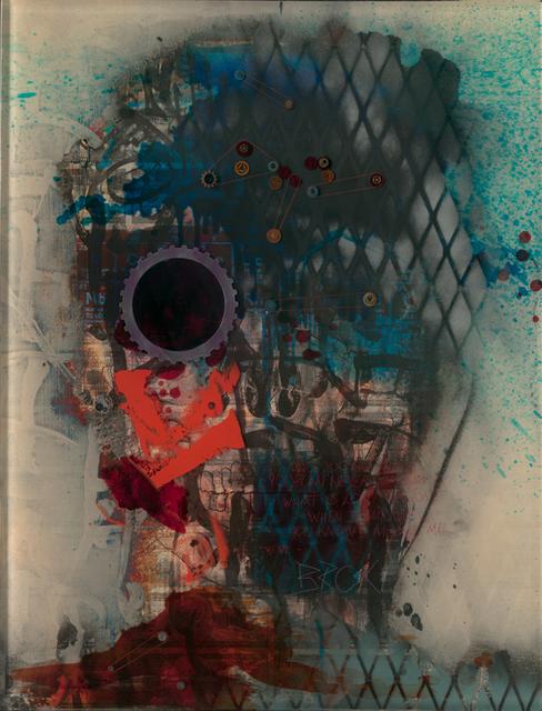 , 'Godsize,' 2017, Long-Sharp Gallery