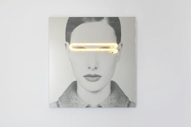 , 'Blindness Alma Amarillo,' 2017, Galleria Ca' d'Oro