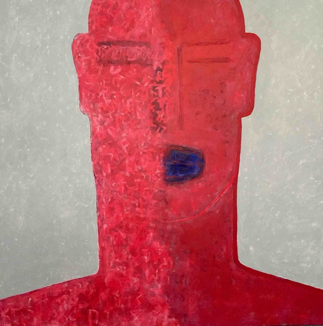 , 'RED      ,' 2016, Mark Hachem Gallery