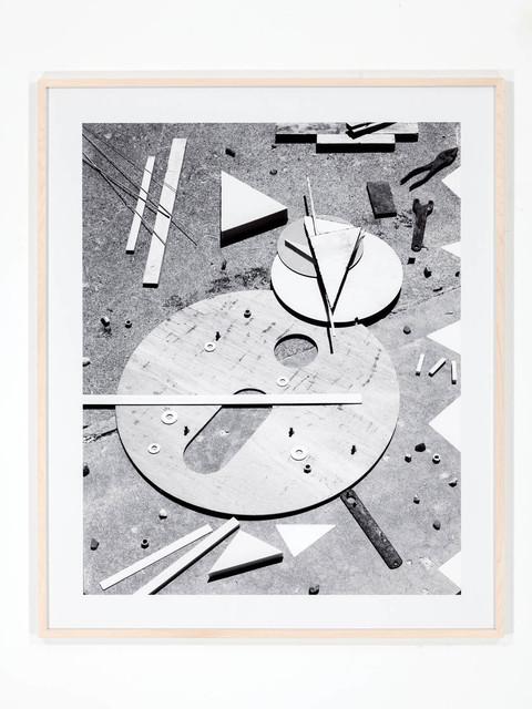 , 'Pliers, Pebbles, Nuts ,' 2018, Galerie Xippas