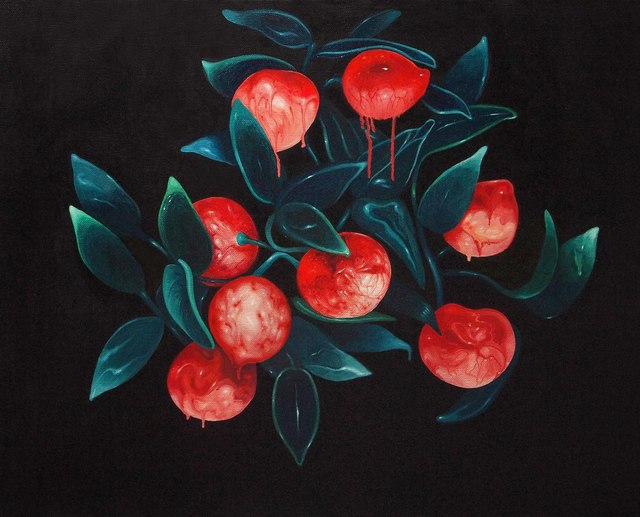 , 'Honey Peach,' 2015, Beyond Gallery