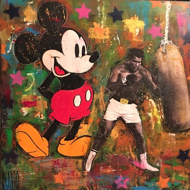 , 'Mickey et Ali,' 2017, Samhart Gallery