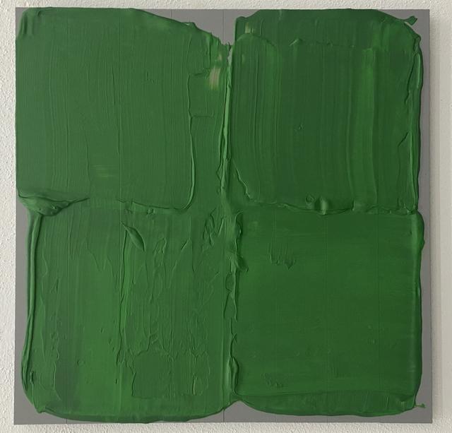 "Cabrita, '""THE ALUMINUM POLYCHROMES Nº 1"" ', 2020, Painting, Acrylic on aluminium, Galería Juana de Aizpuru"