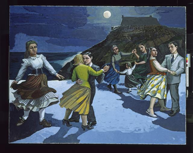 , 'The Dance ,' 1988, ARoS Aarhus Art Museum