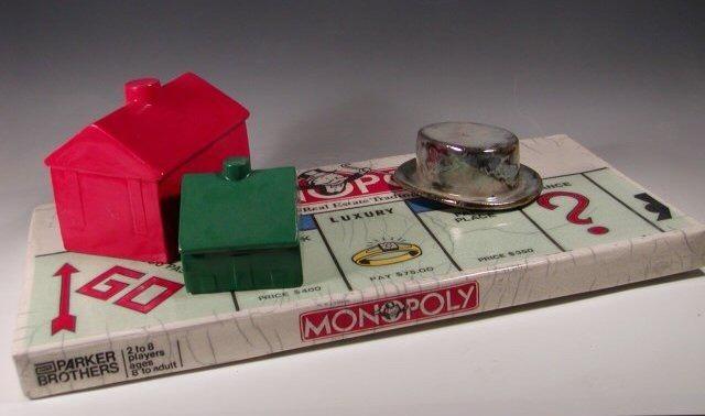 , 'Monopoly,' 2016, CODA Gallery