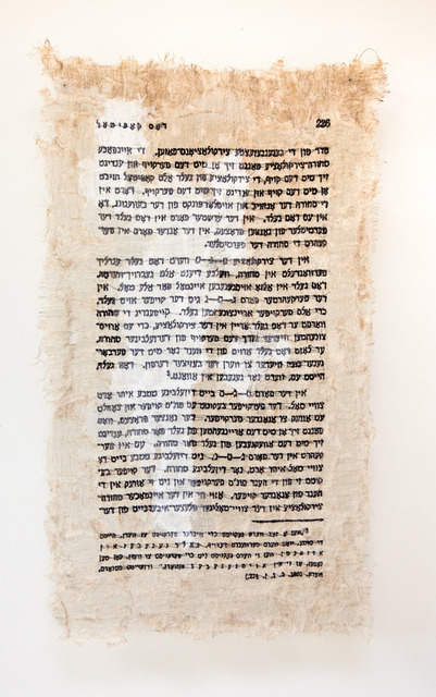 , 'Das Kapital (page 226),' 2013, Seager Gray Gallery