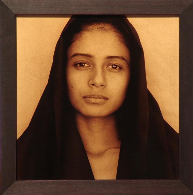 Luis González Palma, 'Portrait # 1', 1998, Etherton Gallery