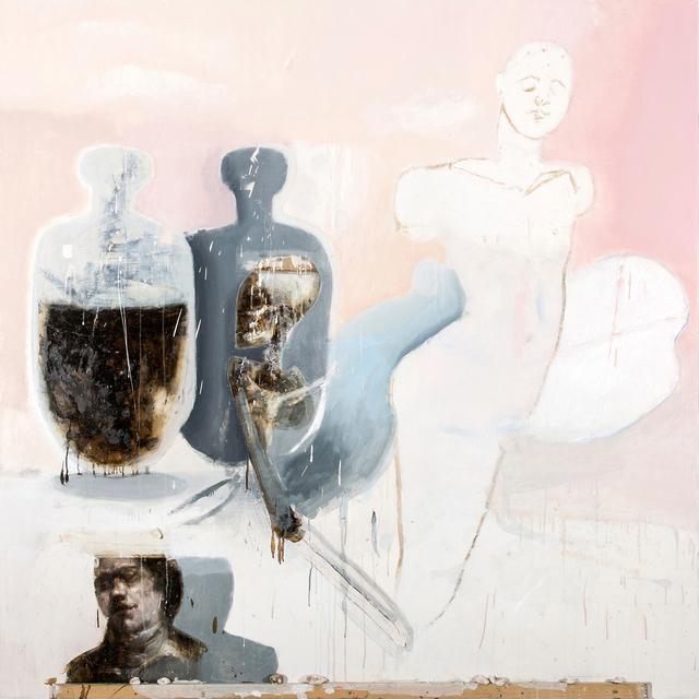 , 'Requiem (ampoule),' 2017, Honos Art