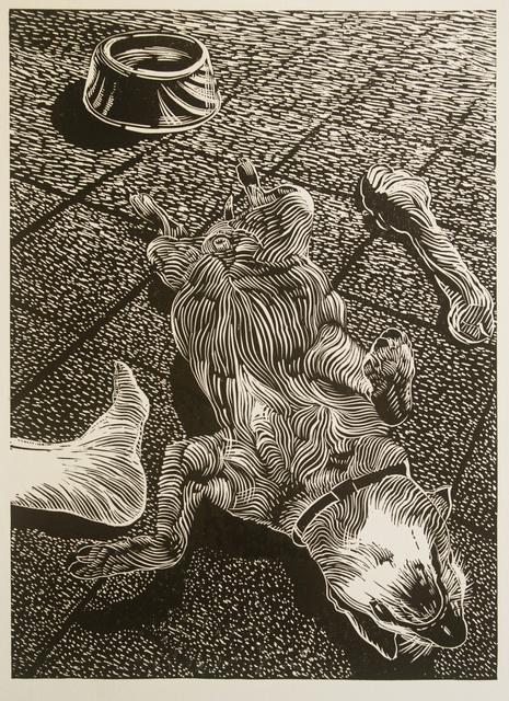 Ron McBurnie, 'Resting', 2011, Monsoon Publishing / Ugg Boot Press / Red Rag Press