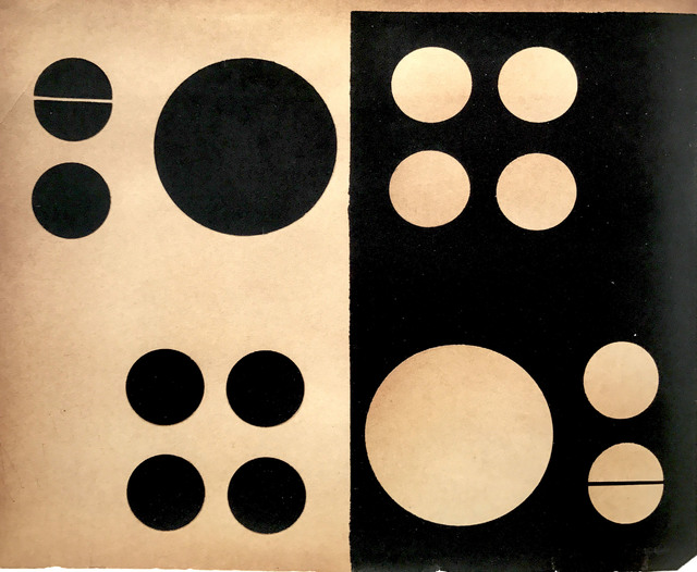 , 'Untitled. Composition Concreta,' 1957, AREVALO