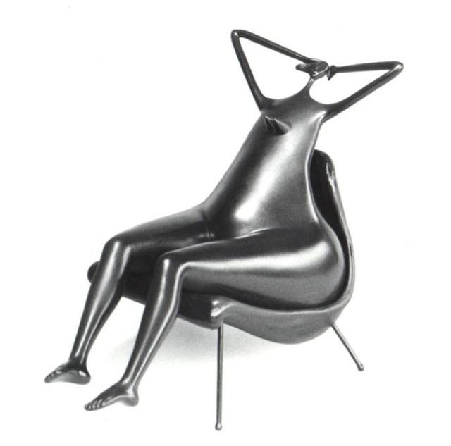 , 'El bostezo,' 1998, Galeria Freites