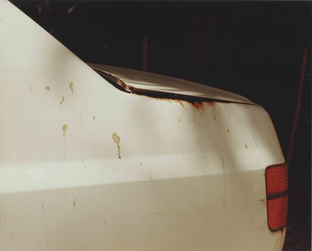 , 'Oxidisation on Car, ,' 2015, MAXIMILLIAN WILLIAM
