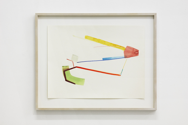 , 'Jade Versions,' 2016, Lange + Pult