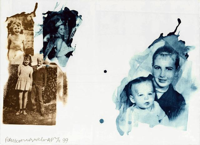 , 'Bubba's Sister,' 1999, Eckert Fine Art